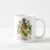 Urban Family Crest Mug