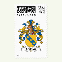 Urban Family Crest Stamps