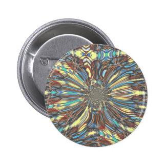 Urban fantastic Lovely design Colors Pinback Button