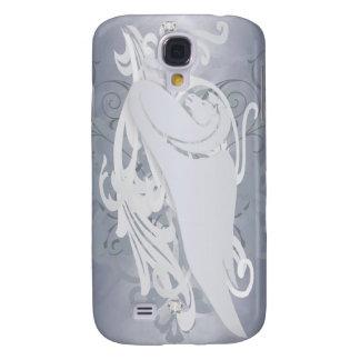 Urban Fantasy Silver Jewel Pegasus 3g  Samsung S4 Case