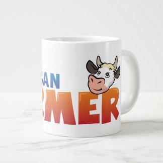Urban Farmer Giant Coffee Mug