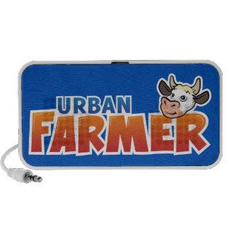 Urban Farmer Mini Speakers