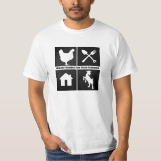 Urban Farmers for Food Freedom! T-Shirt