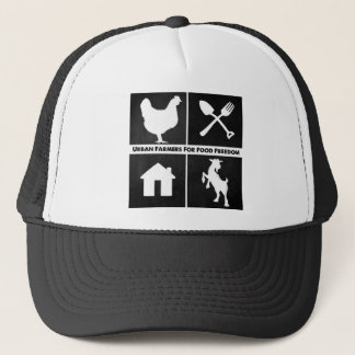 Urban Farmers for Food Freedom Trucker Hat