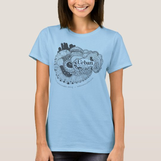 Urban Farmers - It's a Sustainable Thing T-Shirt