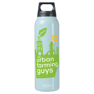 Urban Farming Guys Insulated Water Bottle