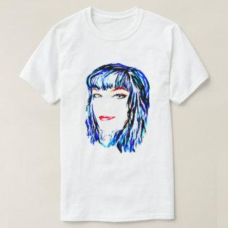 Urban Feminine Figure T-Shirt