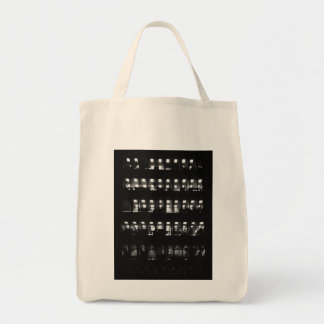 Urban Film Print Tote Bag