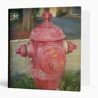 Urban Fire Hydrant Binder