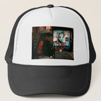 Urban Fragments - Street Art - New York City Trucker Hat