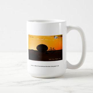 Urban Freedom Outlander Mark II Sunset Mug