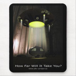 Urban Freedom Outlander Mark II UFO Scene Mousepad