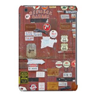 Urban Garage Door iPad Mini Covers