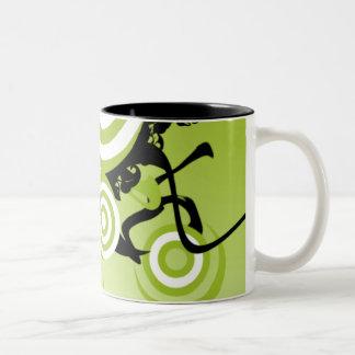 Urban Garden 2 Two-Tone Coffee Mug