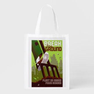 Urban Garden Grocery Bag