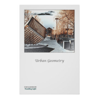 Urban Geometry Poster