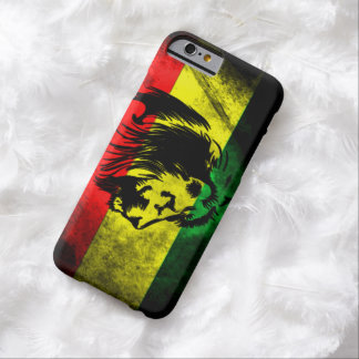 Urban Grunge Rasta Flag iPhone 6 Case