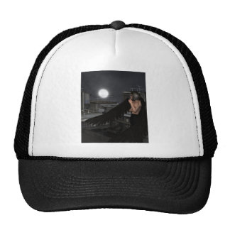 Urban Guardian Angel, Standing Trucker Hat