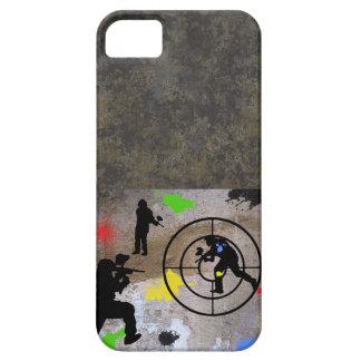 Urban Guerilla Paintball iPhone 5 Cases