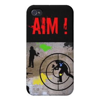 Urban Guerilla Paintball Case For iPhone 4