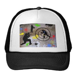 Urban Guerilla Paintball Mesh Hats
