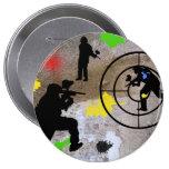 Urban Guerilla Paintball Pin