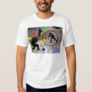 Urban Guerilla Paintball Shirts