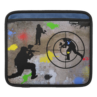 Urban Guerilla Paintball Sleeves For iPads