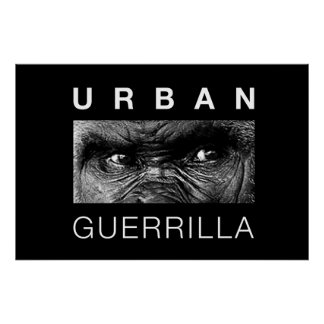 Urban Guerilla Poster