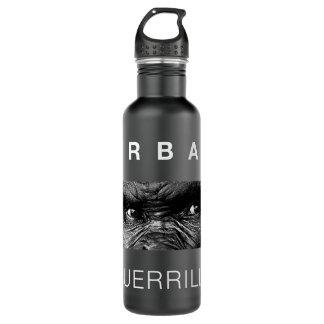Urban Guerilla Stainless Steel Water Bottle