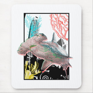 Urban Hammer Mouse Pads