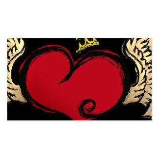 Urban Heart Designer Business Card