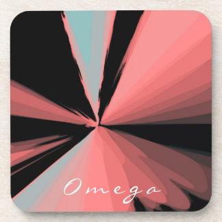 Urban Hottie Omega Cork Coasters