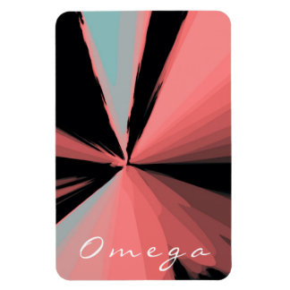 Urban Hottie Omega  Flexi Magnet