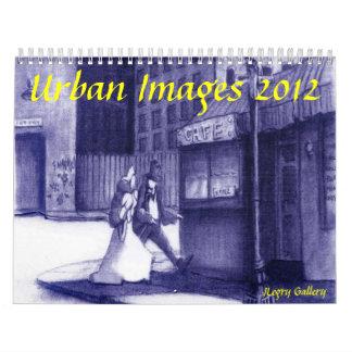 Urban Images 2012 - Calendar