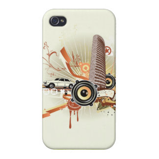 Urban Iphone Cover