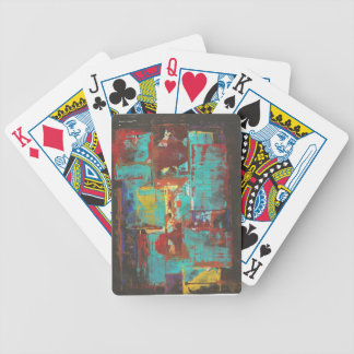 Urban Jungle Bicycle Playing Cards