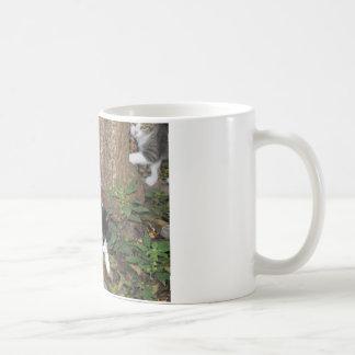 Urban Jungle Cats Coffee Mug