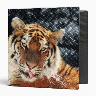 Urban Jungle - Diamonds and Tigers Binder