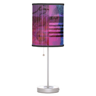 Urban Jungle Table Lamp