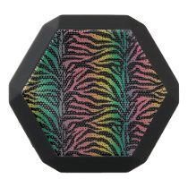 Urban Jungle Zebra Animal Print Boombot Speaker
