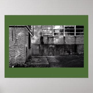 Urban Landscape 001; 24X18 Poster
