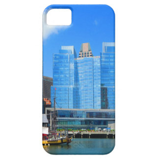 Urban Landscape n Lake Views from Boston City USA iPhone SE/5/5s Case
