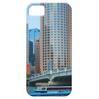 Urban Landscape Office Towers from Boston City USA iPhone SE/5/5s Case