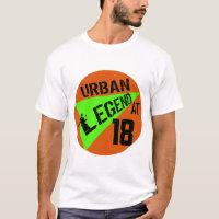 Urban Legend 18th Birthday Gifts