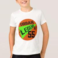 Urban Legend 55th Birthday Gifts