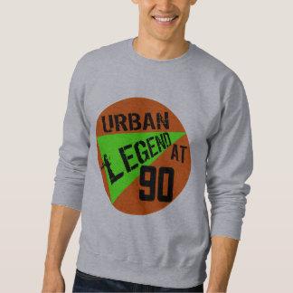 Urban Legend 90th Birthday Gifts Sweatshirt