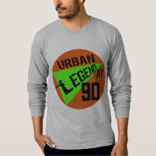Urban Legend 90th Birthday Gifts T Shirt