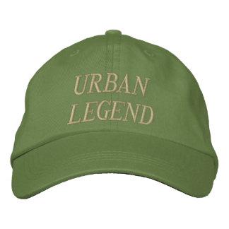 Urban Legend Embroidered Hat