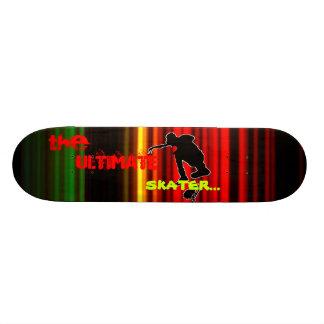 URban legend Skate Board Deck